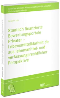 Staatlich finanzierte Bewertungsportale Privater