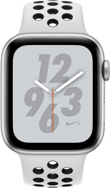 "APPLE Smartwatch ""Nike+ Series 4"" (GPS, 40mm, Aluminiumgehäuse, Weiß)"