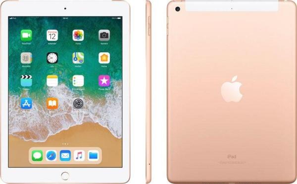 """APPLE Tablet """"iPad"""" (9,7 Zoll, Wi-Fi + Cellular, 32 GB, 6. Generation, goldfarben)"""