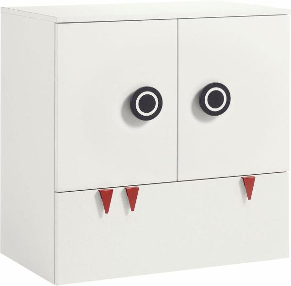 now by h lsta kommode minimo 90cm breit mit schublade. Black Bedroom Furniture Sets. Home Design Ideas