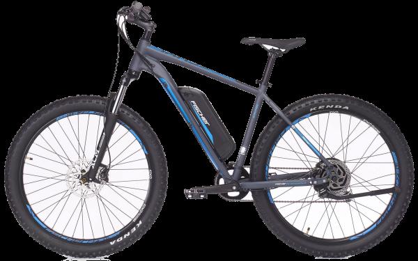 "FISCHER E-Bike ""EM 1725"" (MTB, 27,5 Zoll, RH 48, 9 Gänge, Heckmotor)"