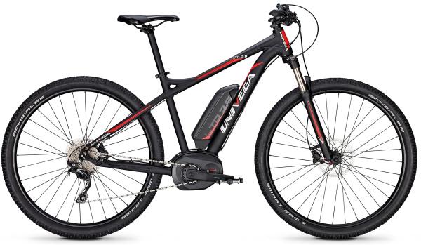 "UNIVEGA E-Bike ""LTD 2.9"" (MTB, 29 Zoll, RH 47, 10 Gänge, Mittelmotor)"