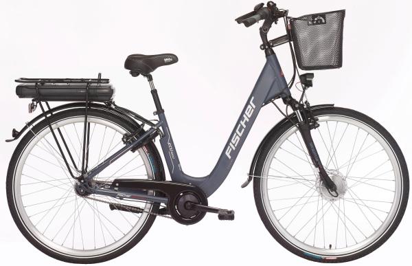 """FISCHER City E-Bike """"ECU 1802"""" (Damen, 28 Zoll, 7 Gänge)"""