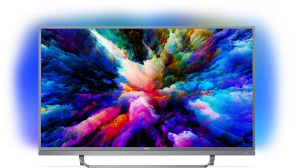 "PHILIPS Fernseher ""55PUS7503/12"" (55 Zoll, 4K Ultra HD, Smart-TV, USB-Recording)"