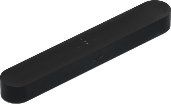"""SONOS Soundbar """"Beam"""" (Alexa Sprachsteuerung, AirPlay 2, schwarz)"""
