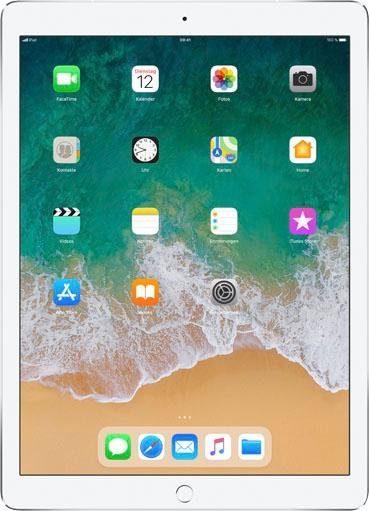 """APPLE Tablet """"iPad Pro"""" (12,9 Zoll, Wi-Fi + Cellular, 512 GB, silberfarben)"""
