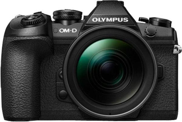 "OLYMPUS Systemkamera ""OM-D E-M1 Mark II""  (20,4 Megapixel,12-40 mm PRO Zoom)"