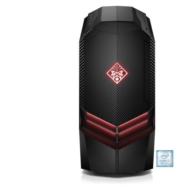 "OMEN by HP Gaming-PC ""880-551ng"" (i7-8700K, RTX 2070, 16 GB RAM, 1 TB HDD, 256 GB SSD)"