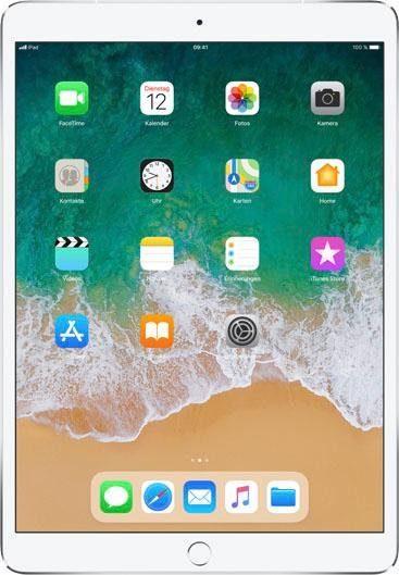 """APPLE Tablet """"iPad Pro"""" (10,5 Zoll, Wi-Fi + Cellular, 512 GB, silberfarben)"""