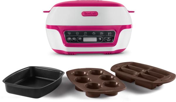 "TEFAL Backautomat ""Cake Factory"" (5 Programme)"