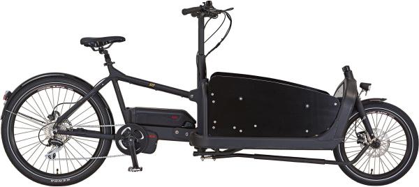 "PROPHETE E-Bike ""Cargo 2.0"" (26 Zoll, Transportbox, Mittelmotor)"
