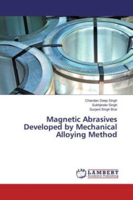 Magnetic Abrasives Developed by Mechanical Alloying Method