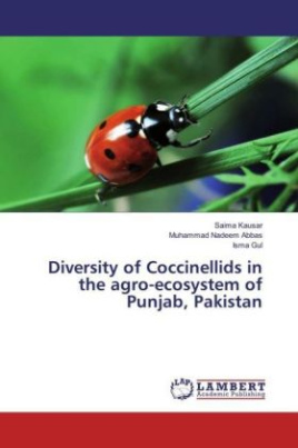 Diversity of Coccinellids in the agro-ecosystem of Punjab, Pakistan