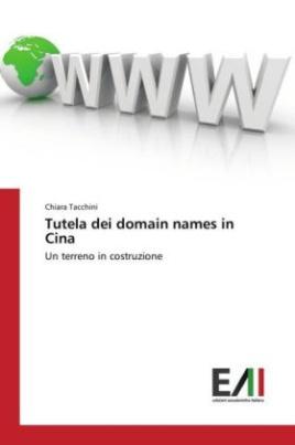 Tutela dei domain names in Cina