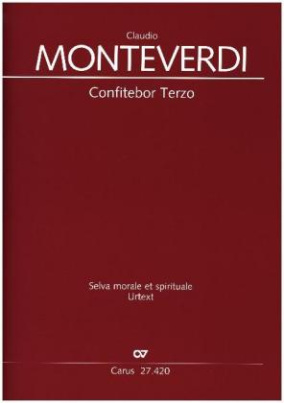 Confitebor, Partitur. Bd.3