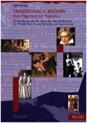 Tanzen nach Bildern, m. Audio-CD