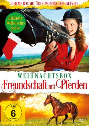 Weihnachtsbox – Freundfschaft mit Pferden
