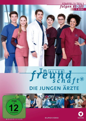 In aller Freundschaft - Die jungen Ärzte Staffel3 Folgen 85-105