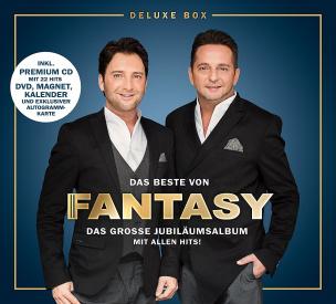 Das Beste von Fantasy - Das große Jubiläumsalbum Fanbox