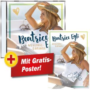 Wohlfühlgarantie Deluxe + LIMITIERTES Beatrice Egli Poster