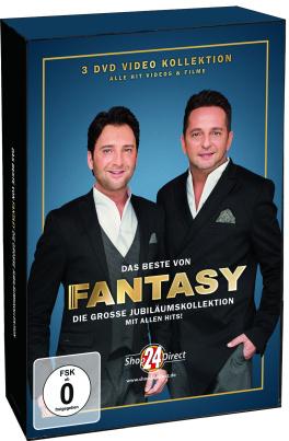 Das Beste von Fantasy - Die grosse Jubiläumskollektion - Mit allen Hits!
