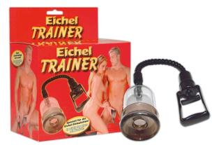 "Penispumpe ""Eichel Trainer"""