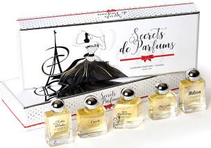Parfüm Secrets de Parfums 5 Miniaturen Set