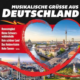 Musikalische Grüsse aus Deutschland