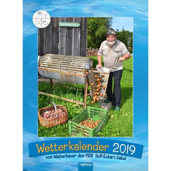 wetter kalender 2019
