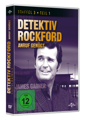Detektiv Rockford - Anruf genügt: Folgen 47-57