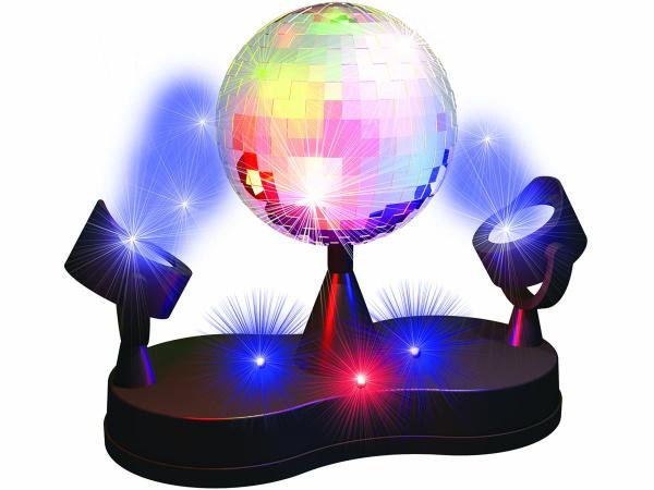 LED Party Discokugel