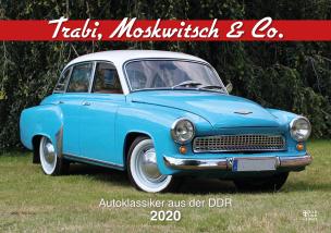 Trabi, Moskwitsch & Co. 2020