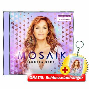 MOSAIK EXKLUSIV mit Bonustitel und GRATIS Schlüsselanhänger