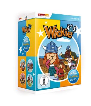 Wickie und die starken Männer - Komplettbox