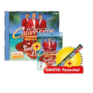 Endlos Liebe CD+DVD-Paket + GRATIS Fanschal