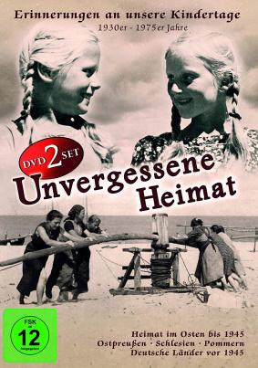 Unvergessene Heimat (2 DVDs)