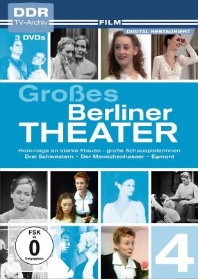 Großes Berliner Theater (Vol. 4) (DDR TV-Archiv)