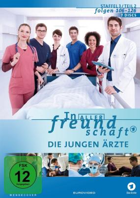 In aller Freundschaft - Die jungen Ärzte Staffel3 Folgen 106-126