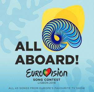 Eurovision Song Contest - Lisbon 2018