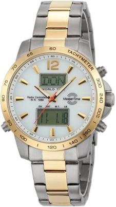 Funkchronograph Master time bicolor