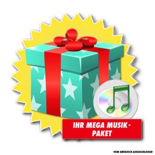 Ihr Mega Musik-Paket