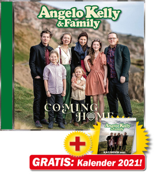 Coming Home + GRATIS Kalender 2021