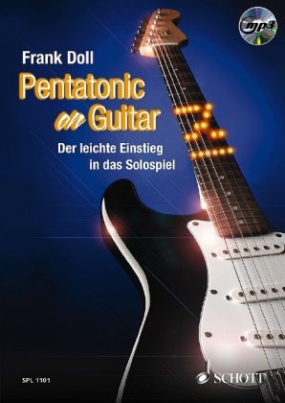 Guitar Theory Mega Pack, 3 Bde., m. 2 Audio-CDs + 1 MP3-CD