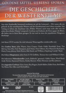 Die Geschichte der Westernfilme
