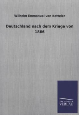 Deutschland nach dem Kriege von 1866