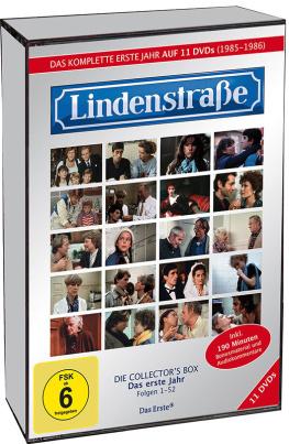 Lindenstraße - Vol. 1 - Das 1. Jahr