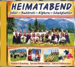 Heimatabend - Jodler-Hackbrett-Alphorn-Schuhplattler