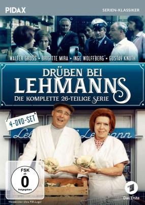 Drüben bei Lehmanns - Die komplette Serie (4 DVDs)