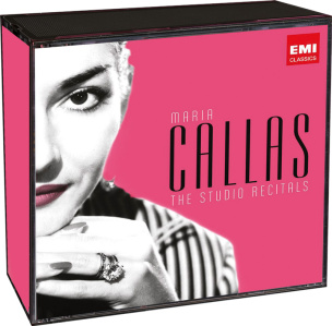 Callas-The Studio Recitals