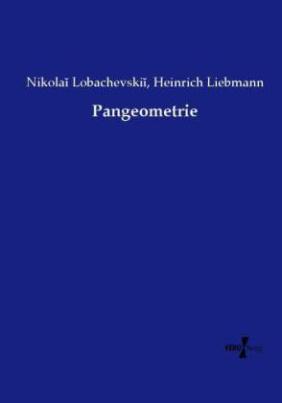Pangeometrie